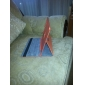 360 Grad drehbare PU Ledertasche mit Schlaf- und Aufwach-Funktion + Ständer für das neue iPad (verschiedene Farben)