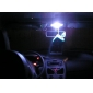 42 milímetros 4 LED SMD lâmpada de luz branca