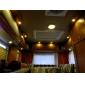 G4 2-2.5W 10x5050 SMD 100-110LM 2800-3200K lämmin valkoinen LED spottilamppu (12V)