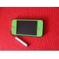 stylus pekpennan med mjukt gummi tips för iPad och iPhone