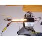 diy 5w 475-525lm 3000K bianco caldo emettitore di luce cob led (12-14v)