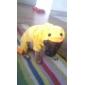 Мягкая толстовка с капюшоном для собак (XS-XL, желтый)