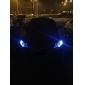 t10 13 * 5050 SMD белый светодиод шины CAN автомобиля сигнальными огнями (2-пак, DC 12V)