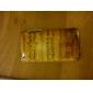 caso de proteção de policarbonato duro para itouch 4 (pessoal)