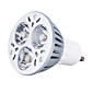 4W GU10 LED Spot Lampen MR16 3 High Power LED 240 lm Kühles Weiß AC 85-265 V