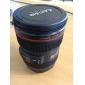 독특한 시뮬레이션 카메라렌즈 스타일 350ml 플라스틱 커피머그