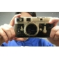 Retro Camera Design Hard Case for Samsung Galaxy Note2 N7100