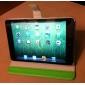 Etui en Cuir PU avec Support Style Dessin Animé pour iPad Mini - Assortiment de Couleurs