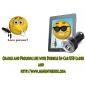 Dual USB billader for iPhone 6 iphone 6 pluss ipad / ipad 2 / ipod / andre mobiltelefoner (svart)
