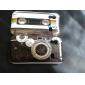 Hart Hülle für Samsung Galaxy Ace S5830 im Kassetten Design