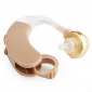 4-mode syrinx kuulolaitteen / ääni vahvistimeen (1 * AG13)