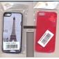 Эйфелева башня шаблон жесткий футляр для iphone 5/5s