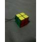 Mini 2x2x2 Brain Teaser Magic IQ Cube Keychain