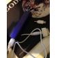stilvolle 2400mAh externe Batterie für iPhone, Handy, mp3 etc. (zufällige Farben)