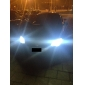 t10 13 * 5050 SMD LED bianchi Canbus auto luci di segnalazione (confezione da 2, cc 12v)