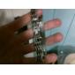 z&x® chaînes de bracelet en acier inoxydable