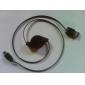 выдвижной мужской USB2.0 к USB2.0 мини мужчины кабель