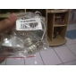 H3 26 Lysdiod SMD 5500K Vita 3W glödlampan