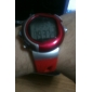Unisex Calorie Counter Pulse Heart Rate Monitor Digital Wrist Watch (Red) Cool Watch Unique Watch Fashion Watch