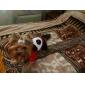 Собаки Костюмы / Толстовки / Инвентарь Красный Одежда для собак Зима / Весна/осень Животный принт Милые / Косплей
