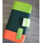 PU Leather Case with Stand and Wallet for iPhone 5/5S (Assorted Colors)