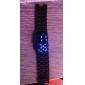 Da uomo Orologio da polso Digitale LED / Calendario Plastic Banda Nero Marca-