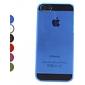 astuccio rigido trasparente per il iphone 5/5s (colori assortiti)