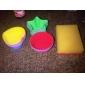 DIY 베이킹 실리콘 케이크 / 머핀 / 컵케익 / 비누 컵 금형 (15 팩)