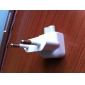 EU AC Plug for Macbook Air Pro (White)