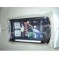 HTC 감각 G14 (여러 색)를위한 매트 메쉬 하드 케이스