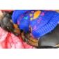 Chat / Chien Pull / Pulls à capuche Bleu / Noir / Blanc / Incanardin Vêtements pour Chien Hiver Cœur