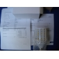 Lâmpada LED Branco Quente E27 20W 102x5050 SMD 1850-1900LM 3000-3500K (220-240V)