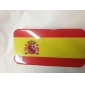 Spain Flag Hard Protection Back Case for Apple iPhone 4