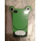 Case Dura para iPhone 4 e 4S - Sapo (Verde)