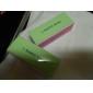 шлифования файлы польский песок полировки ногтей инструмент (2 упаковки)