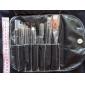 Профессиональный набор кистей для макияжа с чехлом (7 шт.)