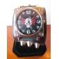 Relógio em Pele - Gótico