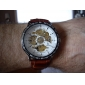 Men's Watch Auto-Mechanical Hollow Engraving Wrist Watch Cool Watch Unique Watch Fashion Watch