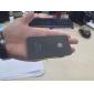 cas dur de surface givré pour l'iphone 5/5s (couleurs assorties)