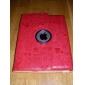 Case de Protecção de Pele PU  e Suporte para iPad 2 (cores sortidas)