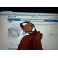 Mulheres Relógio de Moda Relógio de Pulso Bracele Relógio Quartzo imitação de diamante Banda Desenhos AnimadosPreta Branco Azul Vermelho