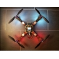 5m 5w 300x3528 SMD rotes Licht flexible LED-Streifen Lampe (DC 12V)