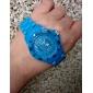 Relógio em Plástico (Azul)
