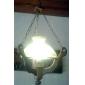 E27 60-SMD 5050 10W 800LM 2800-3300K LED-Cylinderlampa med Varmt Vitt Ljus (220-240V)