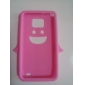 Angel Style Silicone Case for i9100