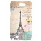 Eiffel Tower Pattern Hard Case for Samsung Galaxy Note 2 N7100