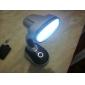12-conduit de lumière blanche naturelle angle Lampe de table réglable (3xaaa/usb)