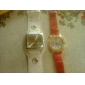 New Red Special Band Quartz Wrist Watch