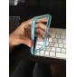 Intermediate Transparent Bumper Case for iPhone 5/5S (Assorted Colors)