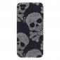 아이폰 5/5S를위한 뼈 패턴 하드 케이스
